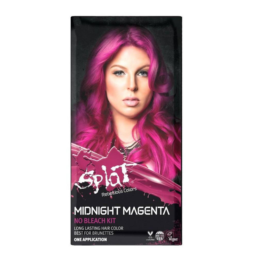 Image of Splat Midnight Hair Color - Magenta - 6.0oz