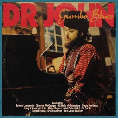 Dr. John / Landreth - Gumbo Blues (CD)