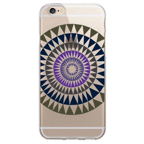 otm essentials apple iphone 6/6s artist prints case - sun print : target