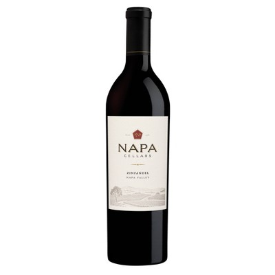 Napa Zinfandel Wine - 750ml Bottle