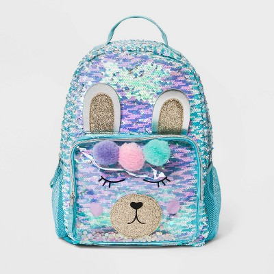 Kids' Llama Sequin Backpack - Cat & Jack™
