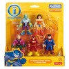 Fisher-Price Imaginext DC Comics Super Friends Heroes & Villains 5pk - image 3 of 3