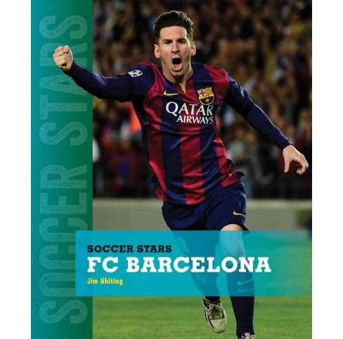 Fc Barcelona (Paperback) (Jim Whiting) - image 1 of 1