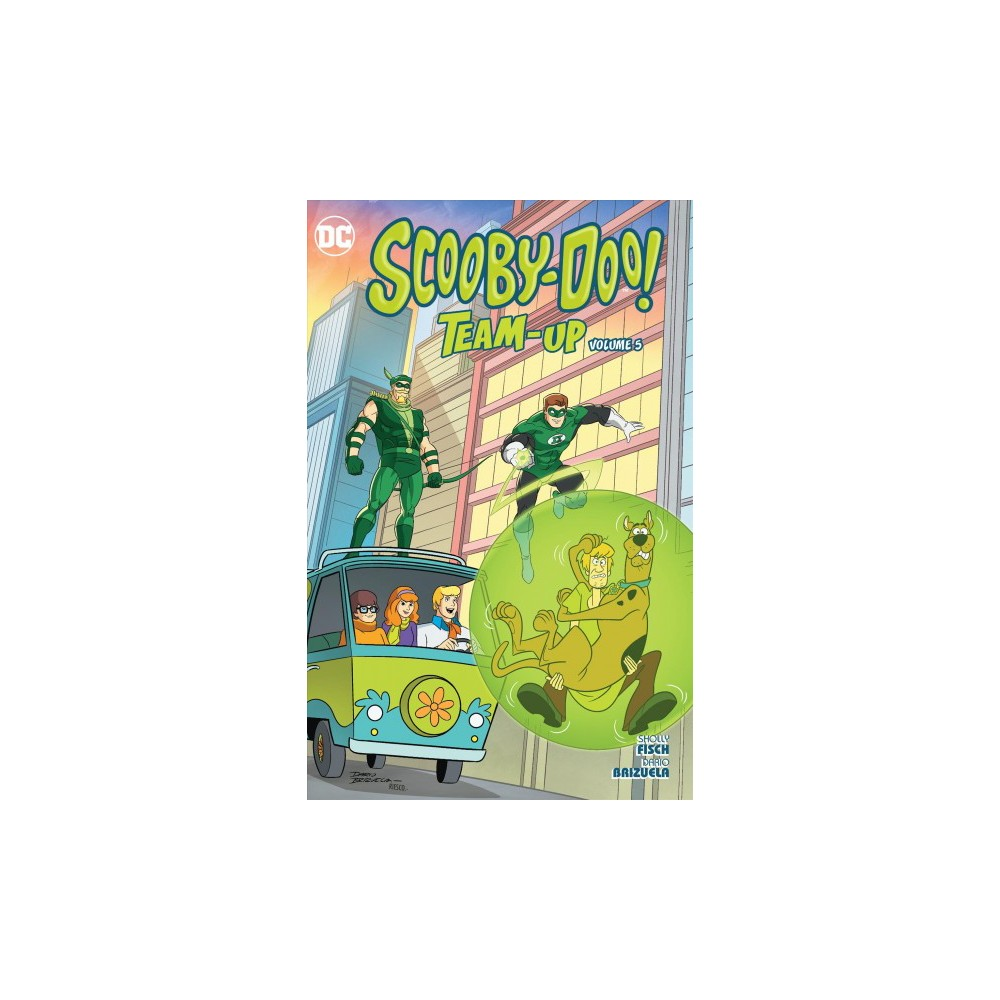 Scooby-Doo! Team-Up 5 - (Scooby Doo! Team-up) by Sholly Fisch (Paperback)