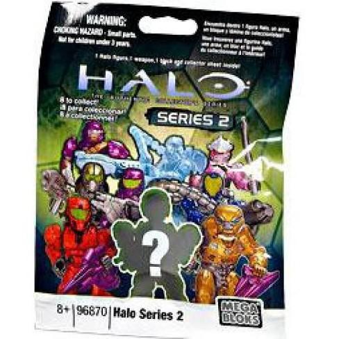 Mega Bloks Halo Series 2 Minifigure Mystery Pack #96870-2 - image 1 of 2