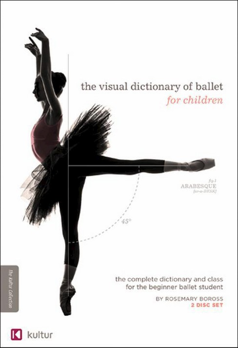 Visual dictionary of ballet for child (DVD) - image 1 of 1