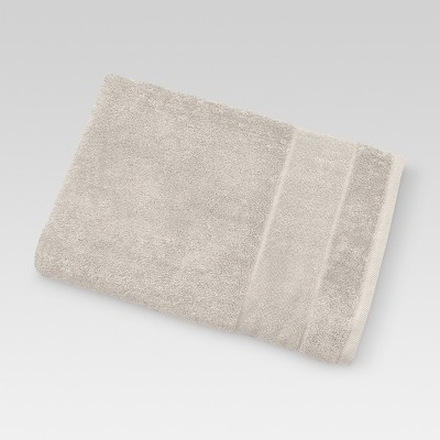 Ultra Soft Bath Towel Sea Gull Gray - Threshold™
