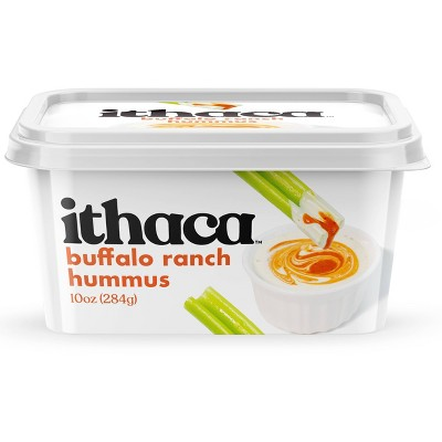 Ithaca Buffalo Ranch Hummus - 10oz
