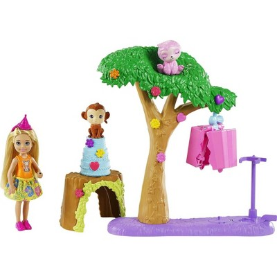Barbie and Chelsea the Lost Birthday - Party Fun Playset