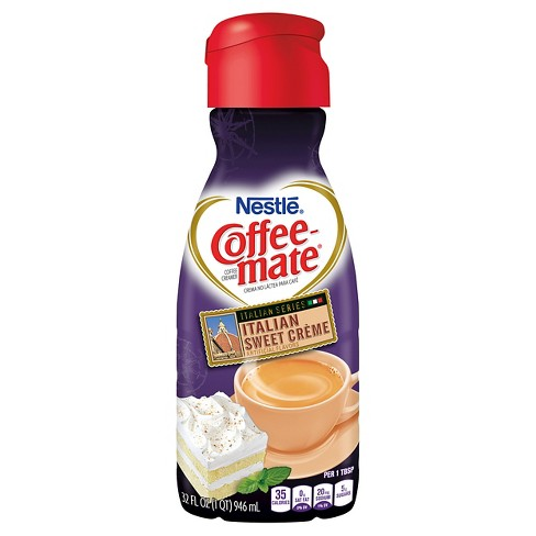 Image result for coffee mate italian sweet cream