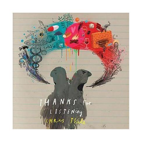 Chris Thile - Thanks for Listening (Vinyl) - image 1 of 1