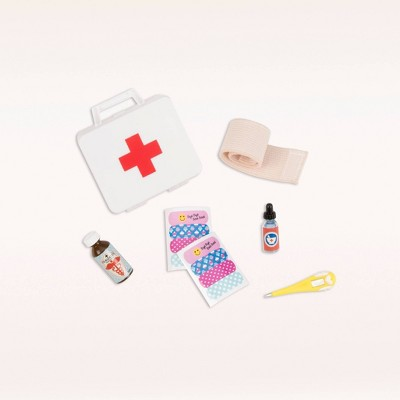 "Our Generation Medical Accessory Set for 18"" Dolls - Little Owie Fix-It Kit"