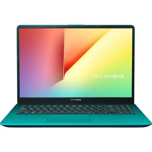 "Asus VivoBook S15 S530FA-DB51 15.6"" Notebook - 1920 x 1080 - Core i5 i5-8265U - 8 GB RAM - 256 GB SSD - Firmament Green - Windows 10 Home 64-bit - image 1 of 4"