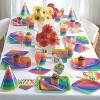 Rainbow Beverage Napkins 16 pk - image 2 of 2