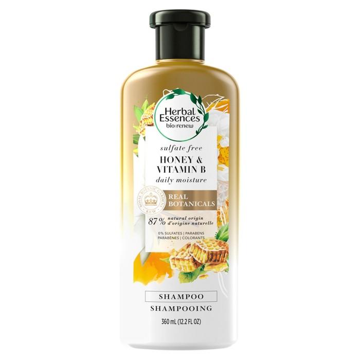 Herbal Essences Bio:Renew Honey & Vitamin B Moisture Shampoo - 12.2 Fl Oz : Target