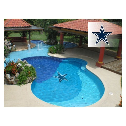 NFL Dallas Cowboys Large Pool Decal