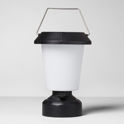 Metal Lantern 9  - LED - Battery Operated - Hearth & Hand™ with Magnolia