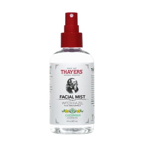 Thayers Witch Hazel Alcohol Free Toner Facial Mist - Cucumber -  8 fl oz - image 1 of 3