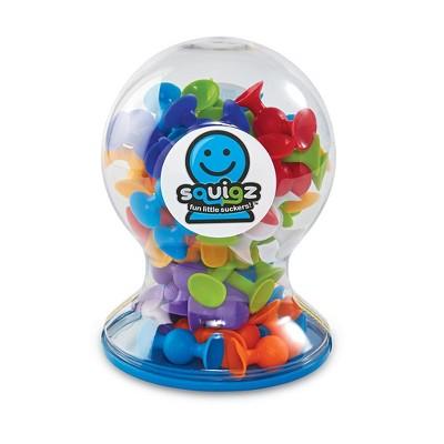 Fat Brain Toys Squigz FA088-2 50 Piece Set