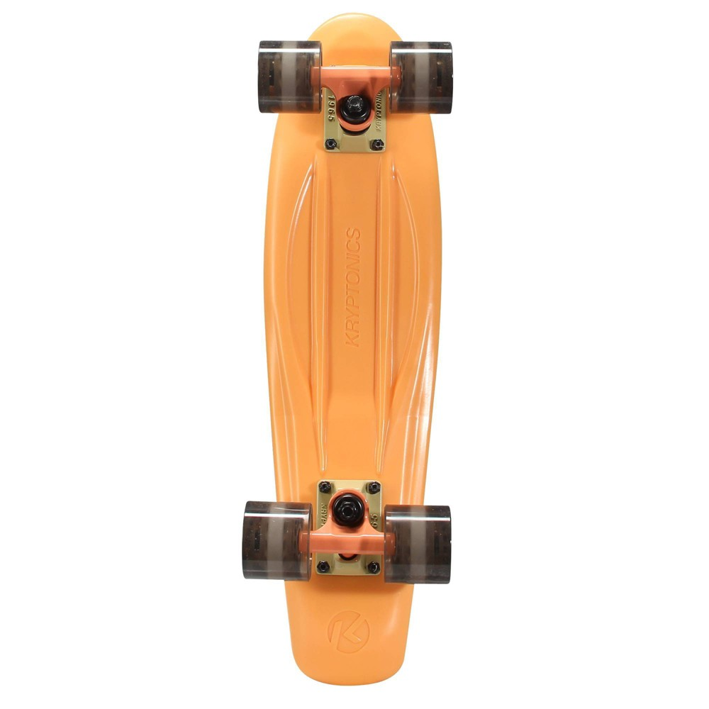 Kryptonics 22 5 34 Originals Skateboard Orange