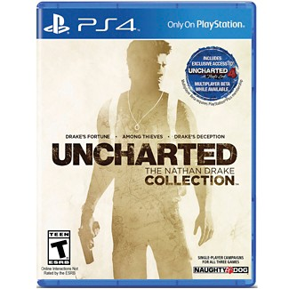 Uncharted: The Nathan Drake Collection PlayStation 4
