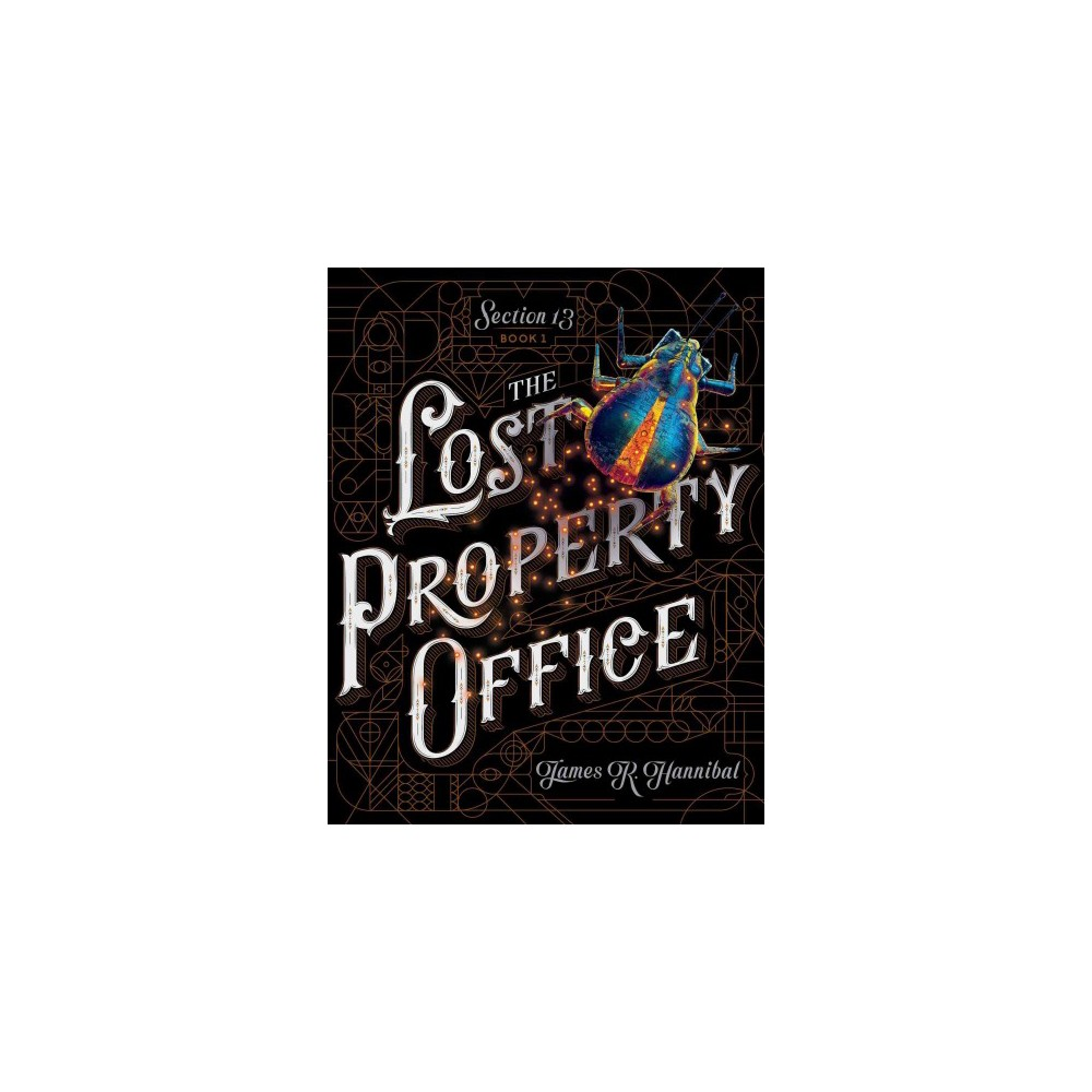 Lost Property Office (Hardcover) (James R. Hannibal)