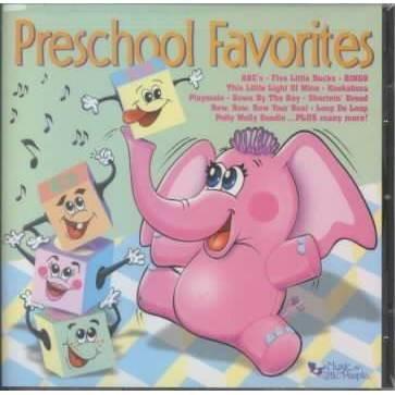 VariousVarious - Preschool Favoritespreschool Favorites (CD)
