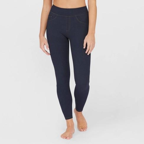 ASSETS by SPANX Women's Jean-Look Leggings - Indigo - image 1 of 4