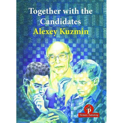 Together with the Candidates - by  Alexey Kuzmin (Paperback) - image 1 of 1