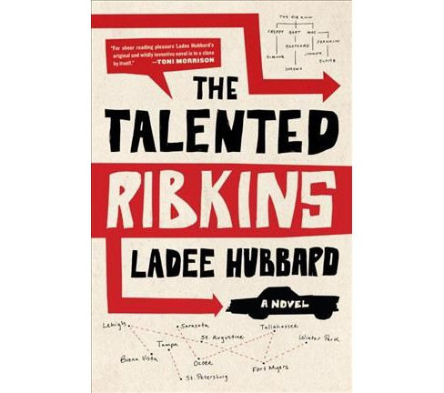 Talented Ribkins -  by Ladee Hubbard (Hardcover) - image 1 of 1