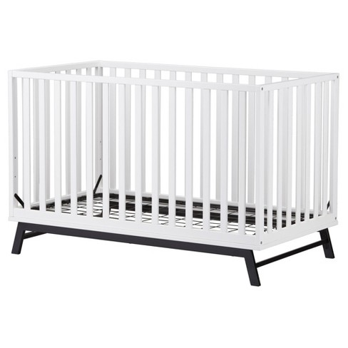 Little Seeds Rowan Valley Lark Urban Crib - White - image 1 of 2