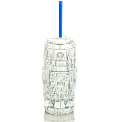 Beeline Creative Star Wars R2-D2 21oz Geeki Tikis Plastic Tumbler