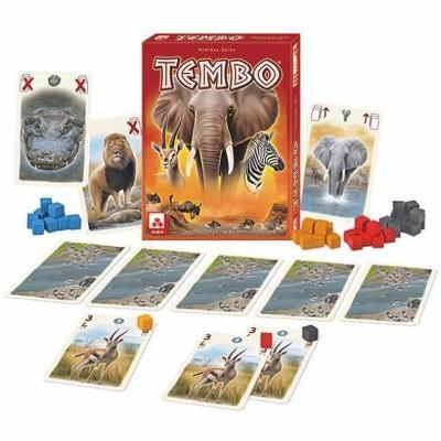 Tembo (Dutch Edition) Board Game