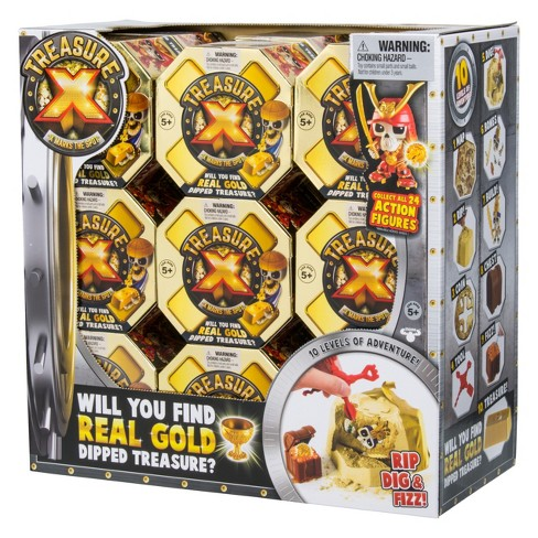 treasure x mystery pack target