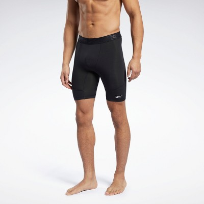 Reebok Workout Ready Compression Briefs Mens Athletic Shorts