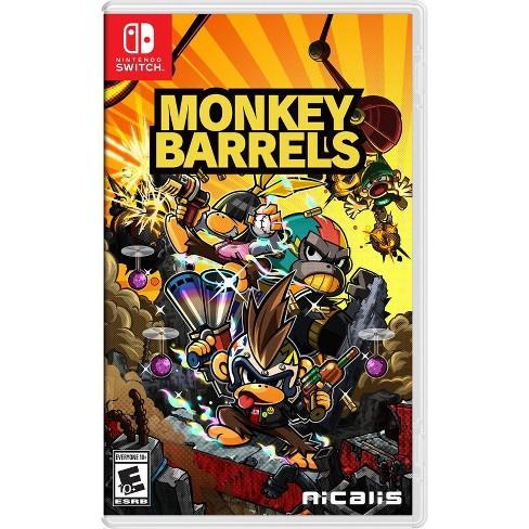 Monkey Barrels - Nintendo Switch - image 1 of 4