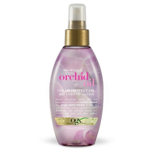 OGX® Fade-Defying + Orchid Oil Color Protect Oil - 4oz - image 1 of 2