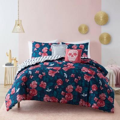 Sonya Comforter Set - Mudd