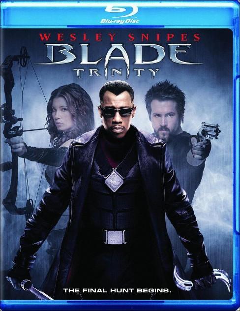 Blu Ray Bladetrinity Blu Ray