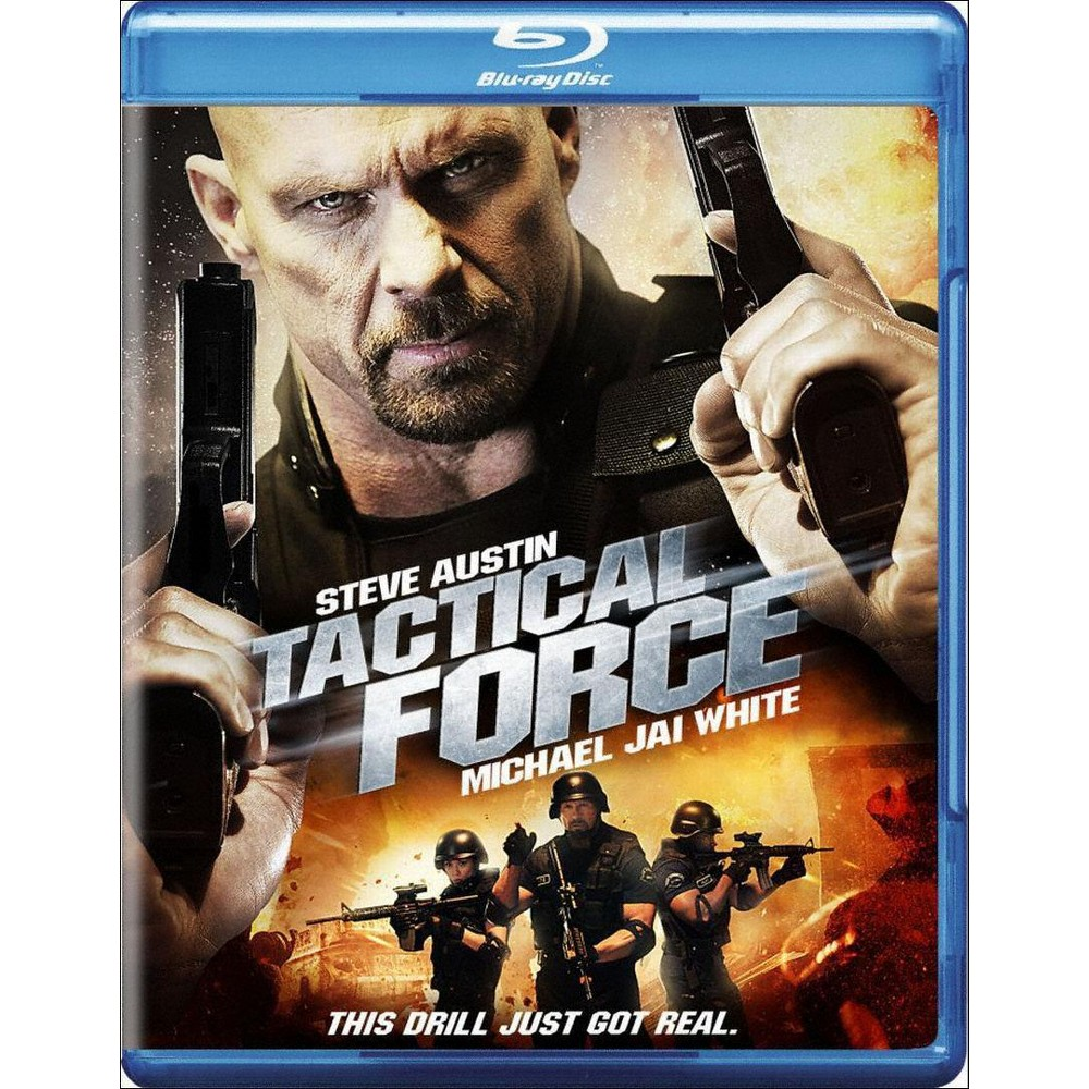 Tactical Force (Blu-ray), Movies