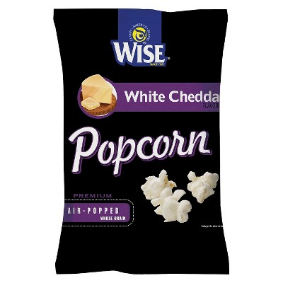 Popped Popcorn: Wise