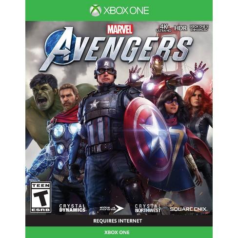 Marvel's Avengers - Xbox One - image 1 of 4