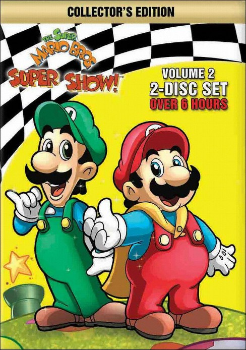 Super Mario Brothers Super Show:V 2 (DVD) - image 1 of 1