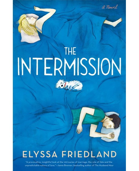 Intermission -  by Elyssa Friedland (Hardcover) - image 1 of 1