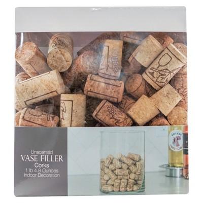Cork Vase Filler Brown 79pc - Lloyd & Hannah