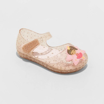 Toddler Girls' Hydee Jelly Sandals - Cat & Jack™ Gold