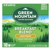 Green Mountain Coffee Breakfast Blend Light Roast Coffee - Keurig K-Cup Pods - 18ct - image 4 of 7