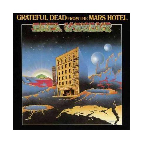 Grateful Dead - From The Mars Hotel (bonus Tracks) (digipak) (limited) (CD) - image 1 of 1