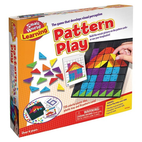 Pattern Play Educational Game - image 1 of 1
