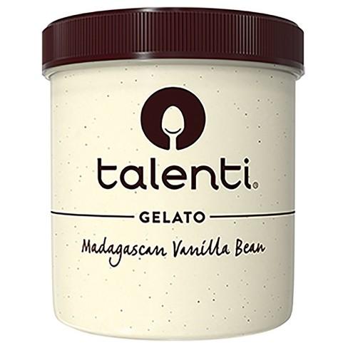 Talenti Madagascan Vanilla Bean Gelato - 16oz - image 1 of 4